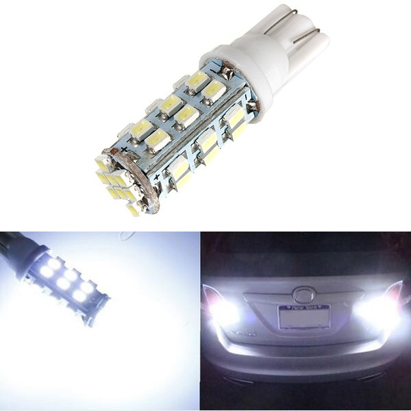 T10 194 912 921 Pure White 32-SMD LED Bulbs for Backup Reverse Light Bulb