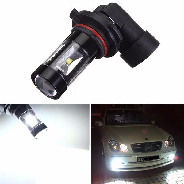 9006 HB4 bianco luminoso eccellente 30w 6000k proiezione alluminio LED fendinebbia drl