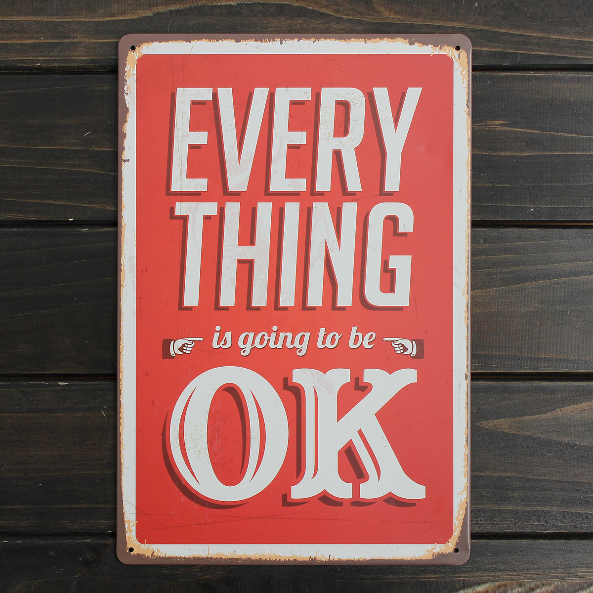 Every thing is OK