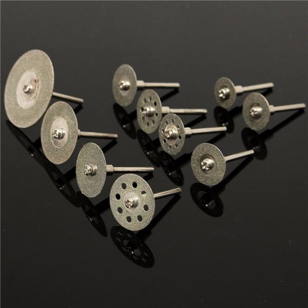 La circolare di diamante di 3mm/2.35mm ha visto lo strumento di rotativa di lame