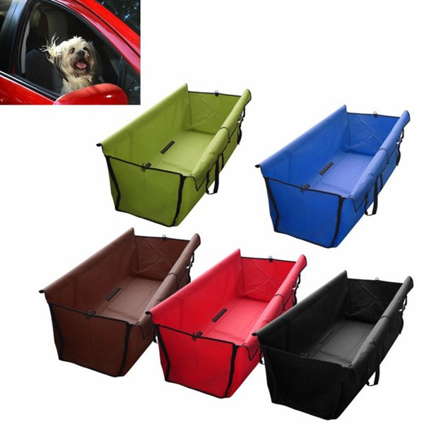ペット犬の猫の車の後部の背部のシートの防水カバーのマットプロテクターのハンモックのクッション