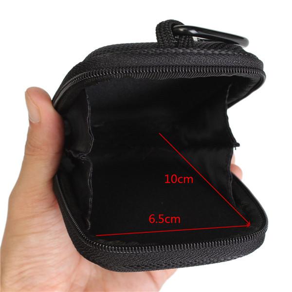 Nailon difficile macchina fotografica digitale compatta antiurto borsa di caso dura protettiva per figlio mio di canone nikon Samsung