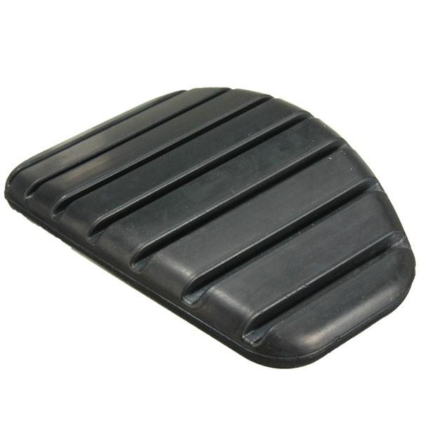 Caoutchouc noir pédale de frein d'embrayage pour Renault Megane Laguna clio kangoo
