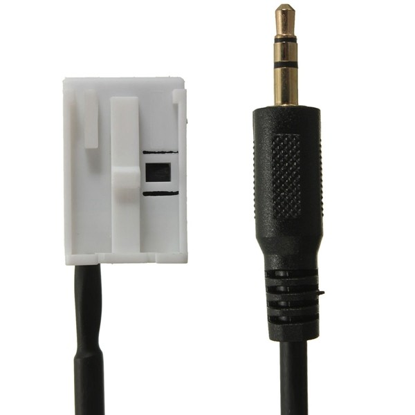 3.Aux 5 mm de adaptador de cable de entrada de audio para Touran VW Tiguan golf