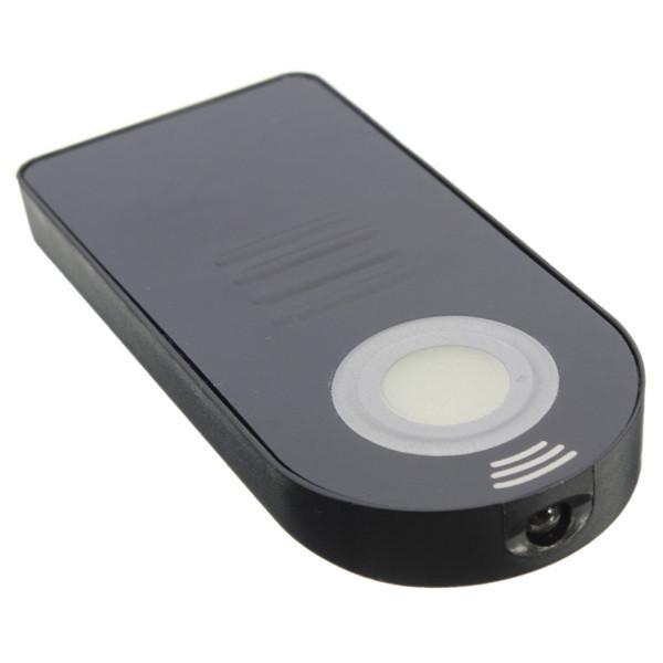 Wireless IR Infrared Shutter Remote Control For Canon Nikon Camera