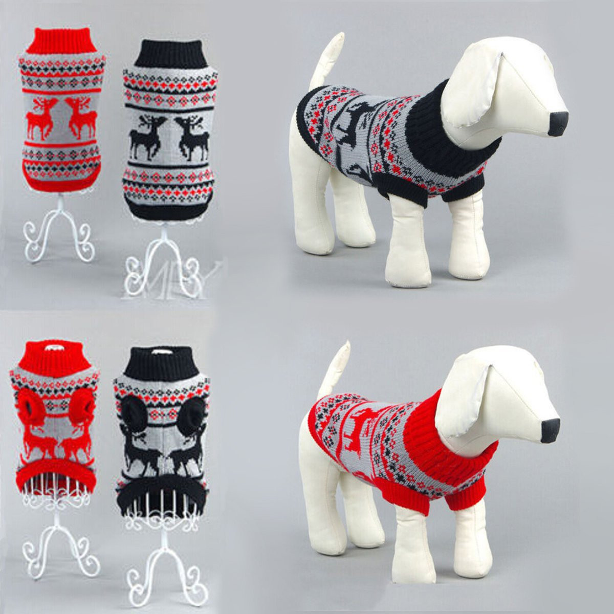 Dog Christmas Sweater