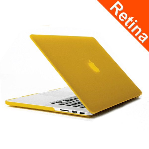 Cover Logo Frosted Surface Matte Hard Cover Laptop Protective Case For Macbook Pro Retina 13.3 Inch