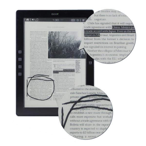 Bluetooth Ebook Reader