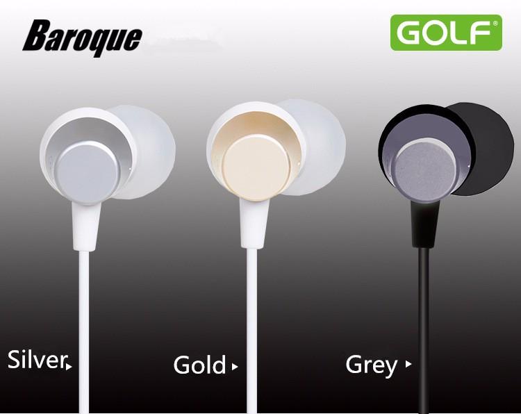 GOLF auricular