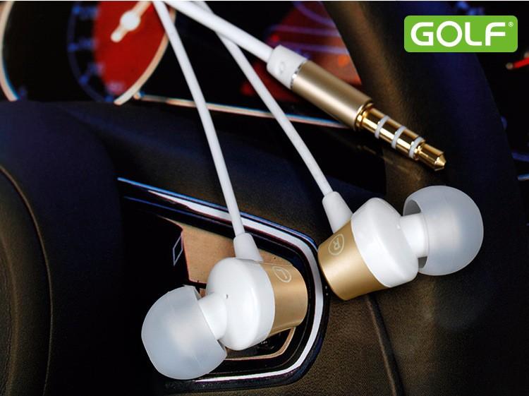 GOLF auriculares de oído