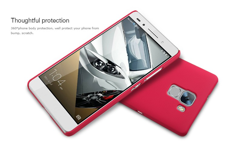 NILLKIN Super Frosted Shield Protective Back Cover Case For Huawei Honor 7