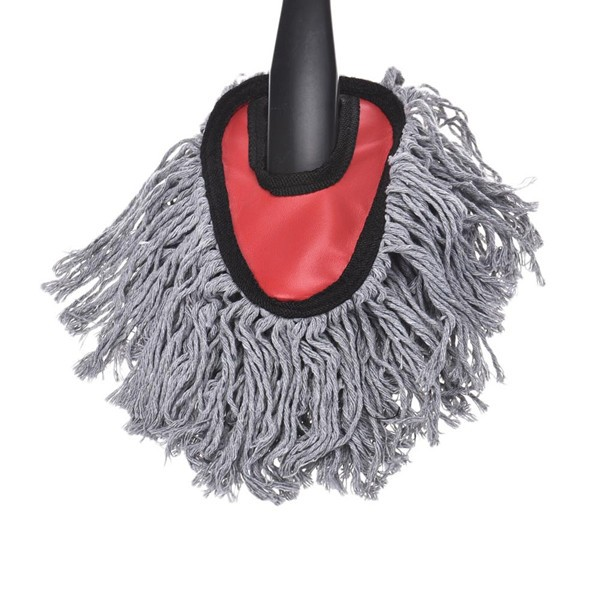 Algodón Mini limpieza de coches plumero cepillo coche herramienta de polvo cepillo plumero gris