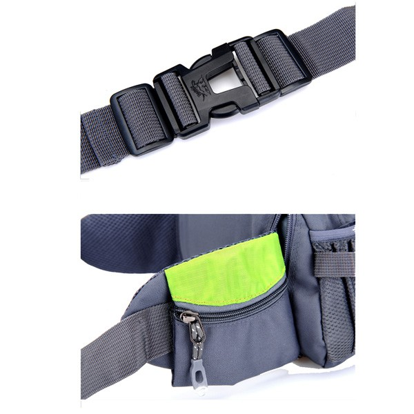 Tanluhu мужское многофункциональное наружное спортивное путешествие полиэстера сумки через плечо бегущий карман талии