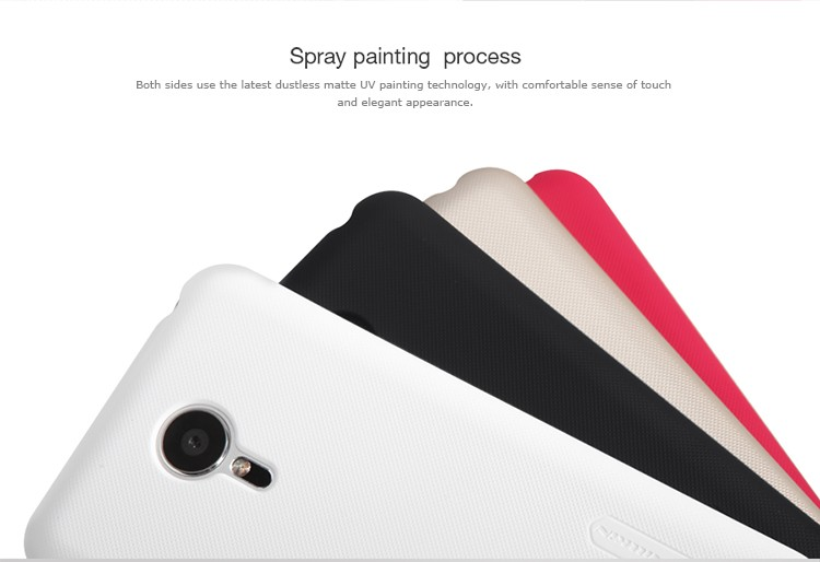 NILLKIN Super Frosted Shield Back Cover Case For MEIZU MX5