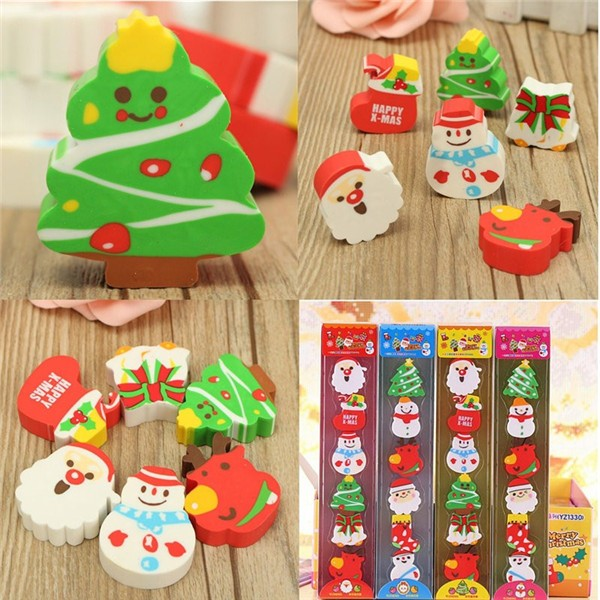 Christmas eraser