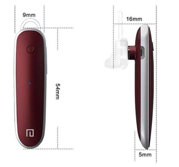 Bluetooth K3 de casque stéréo de écouteur de Langston pour téléphone portable