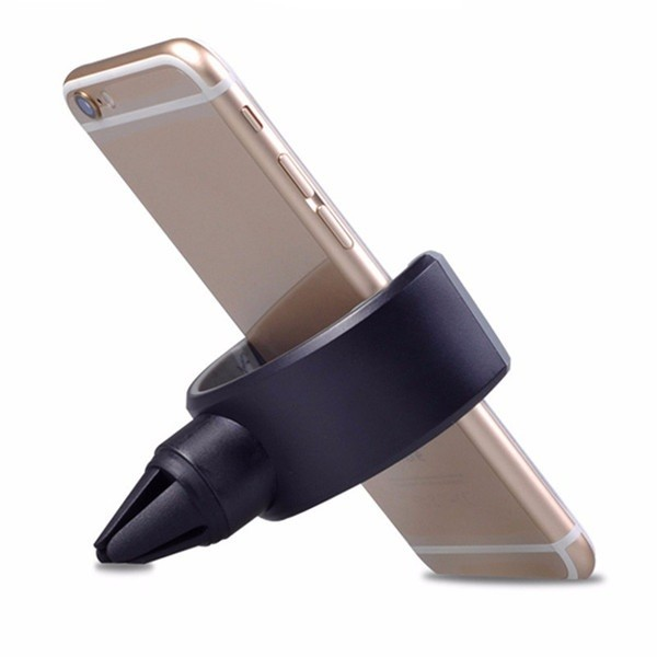 Car Air Outlet Phone Holder Vehicle-mounted U Type for 360 Degree Rotation