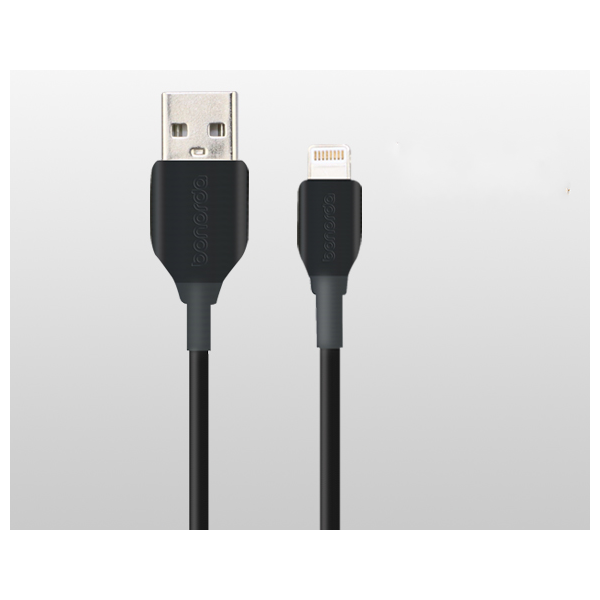 Bonorda BCL-A100 1.0m MFI Lightning Multi-function Cable For iPhone 6 Plus 5S 5