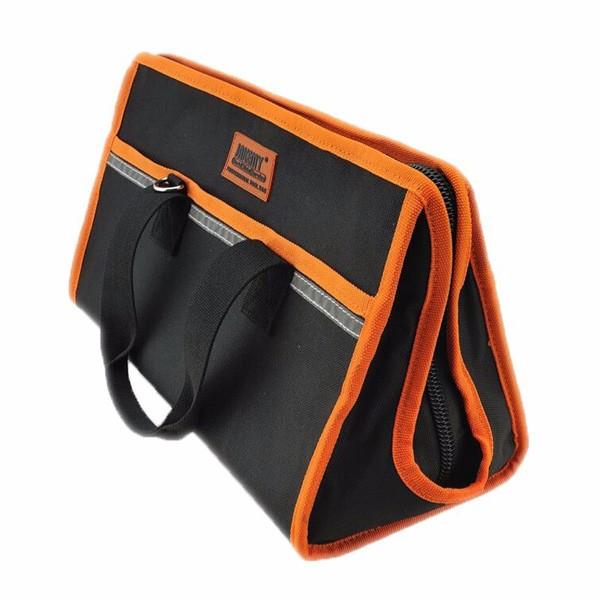 جاكيمي جم-B01 كبير المهنية أداة حقيبة متعددة الوظائف أداة كهربائي حقيبة 35.5x23x23 سنتيمتر