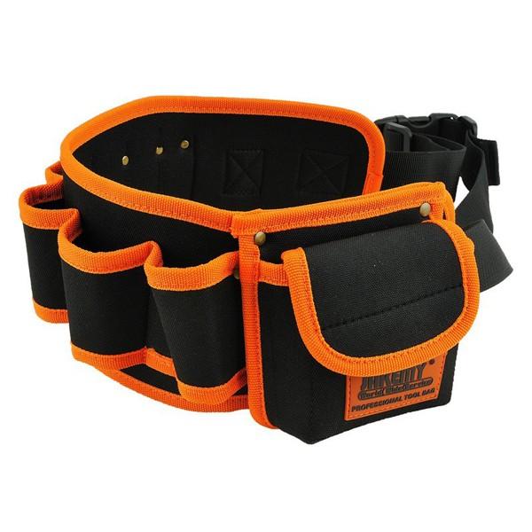 جاكيمي جم-B04 المهنية متعددة الوظائف أداة إصلاح الخصر حقيبة حزام