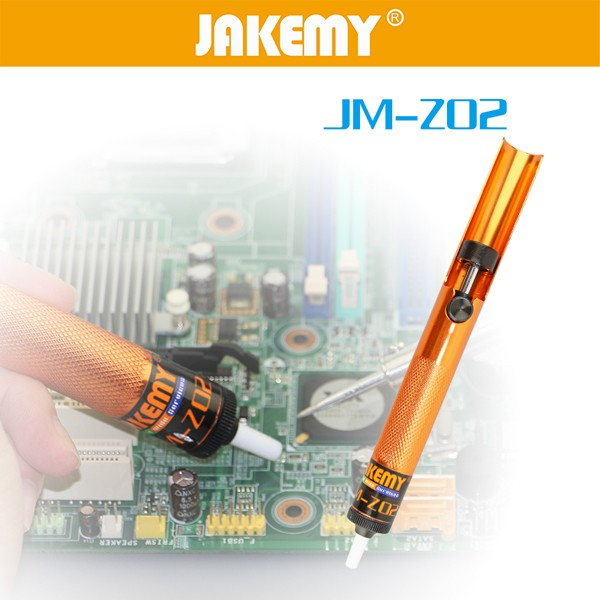 JAKEMY JM-Z02 Alat Perbaikan Solder Sucker Cell Phone