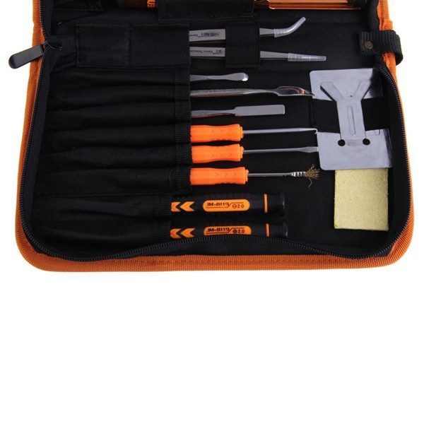 JAKEMY JM-P04 Primary Multifunctional DIY Welding Soldering Tool Set