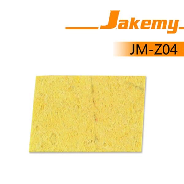JAKEMY JM-Z04 Ujung Solder Besi Solder Welding Cleaning Sponge Kuning