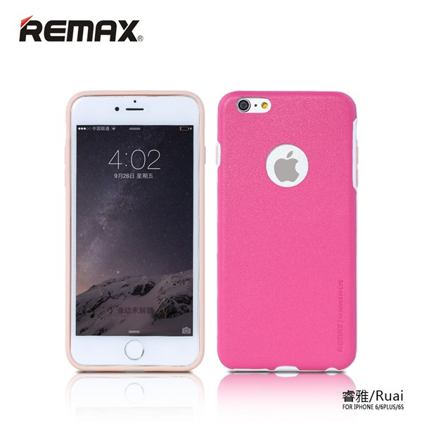 Remax Custodia protettiva per PC Hybrid TPU per iPhone 6 Plus & 6s Plus