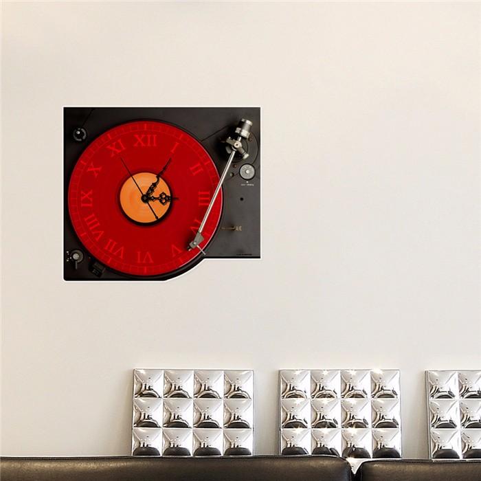 3d плеер наклейки для стен