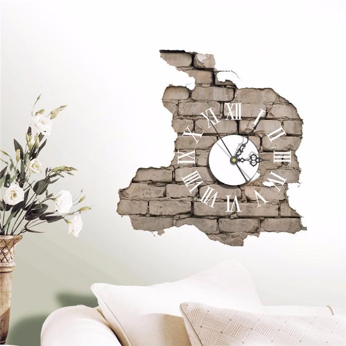 3D Breaking Wall