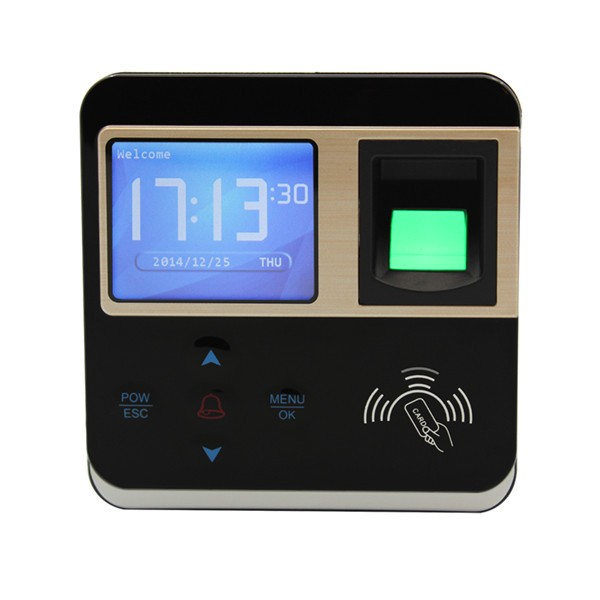 Realand M20 2.4inch TFT Color Screen Fingerprint Biometric Card Access Control System