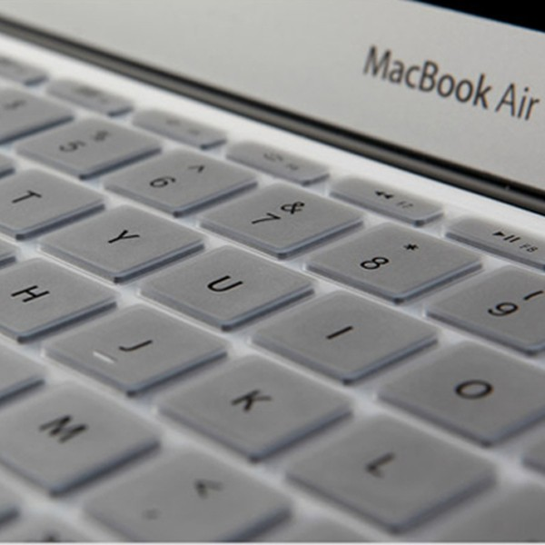 Silicon US Keyboard Skin Protective Film voor Macbook Pro 13,3 inch