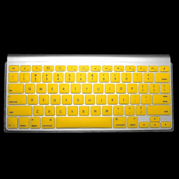 Silicon US Keyboard Skin Protective Film dla Macbook Pro 15.4 Inch