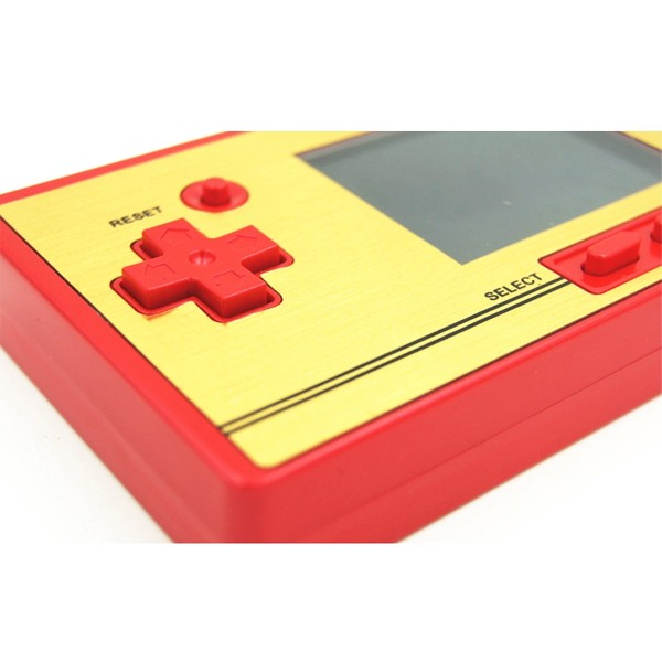 Coolboy RS-20 Bulit 600 Games 2.6 inch Retro Classic Nostalgic Handheld Game Player