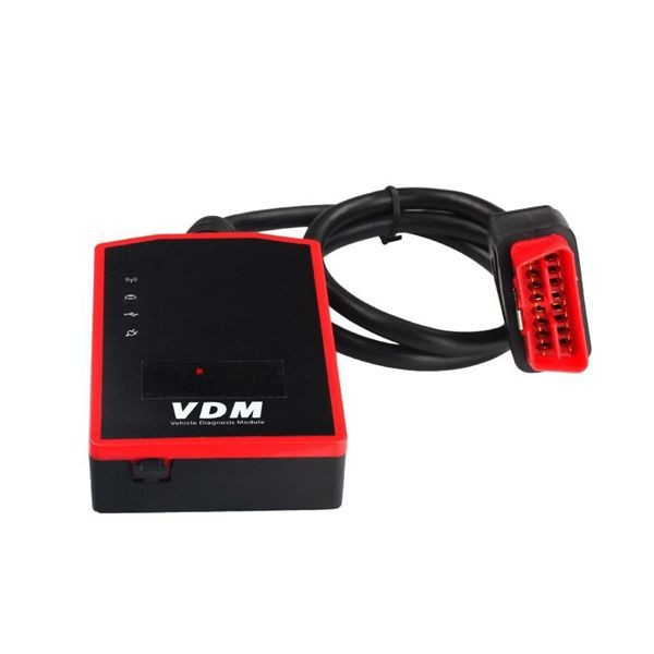 Auto strumento diagnostico ucandas aggiornamento vdm online Le ultime v3.8 wireless originale