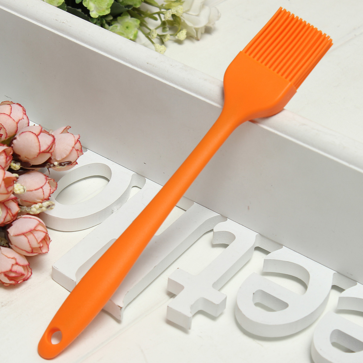 Multifunction Silicone BBQ Pastry Brush Barbecue Baking Tool Brushes