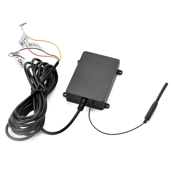 12V Wireless Wifi Vehicle Rearview Backup Waterproof Camera for Android Phone & Tablet Apple ISO