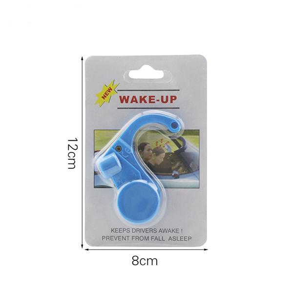 Auto assonnato e anti allarme fatica allarme pisolino auto promemoria guida cicalino di allarme acustico sirena warner