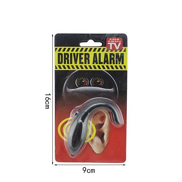 Автомобиль сонный напоминание сигнализации и анти усталость форма рыбы пожимая вибрации Сирена Warner