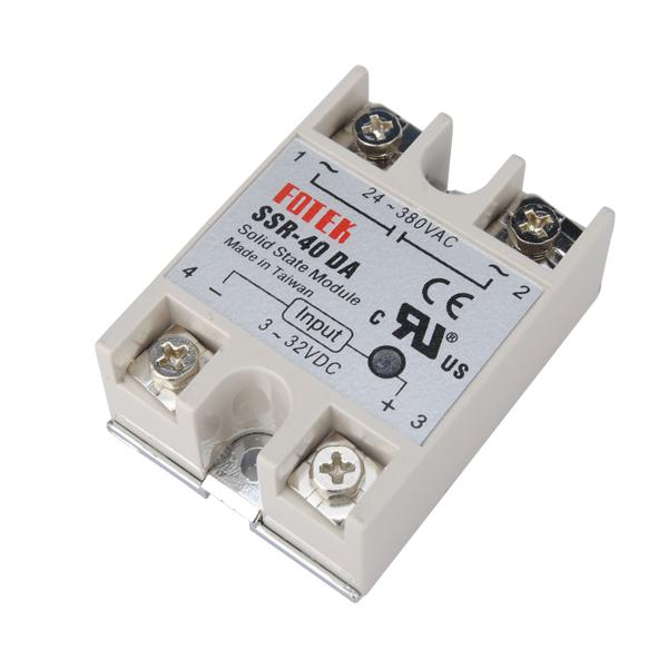 Rex-c100 kit termoregolatore digitale PID 220v
