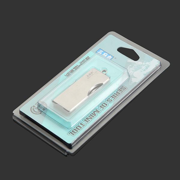 Sanrenmu GJ019C Multifunctional Mini Portable Folding Bottle Opener Tools