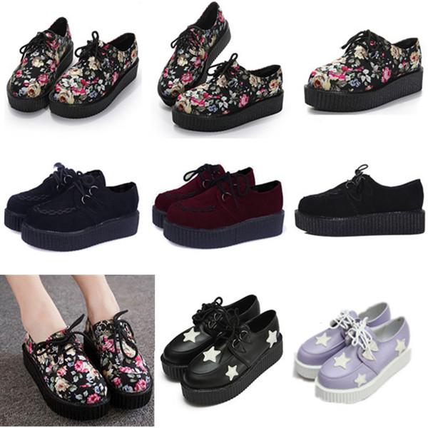 creepers scarpe