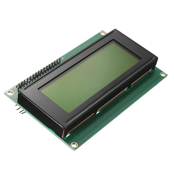 Arduino Code for SainSmart IIC/I2C/TWI Serial 2004 20x4