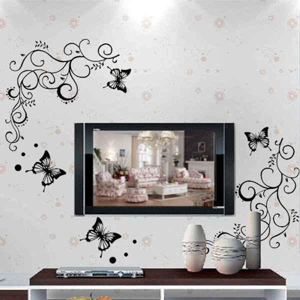Family Wall Decor Diy : Diy family removable art wall sticker mirror decal mural