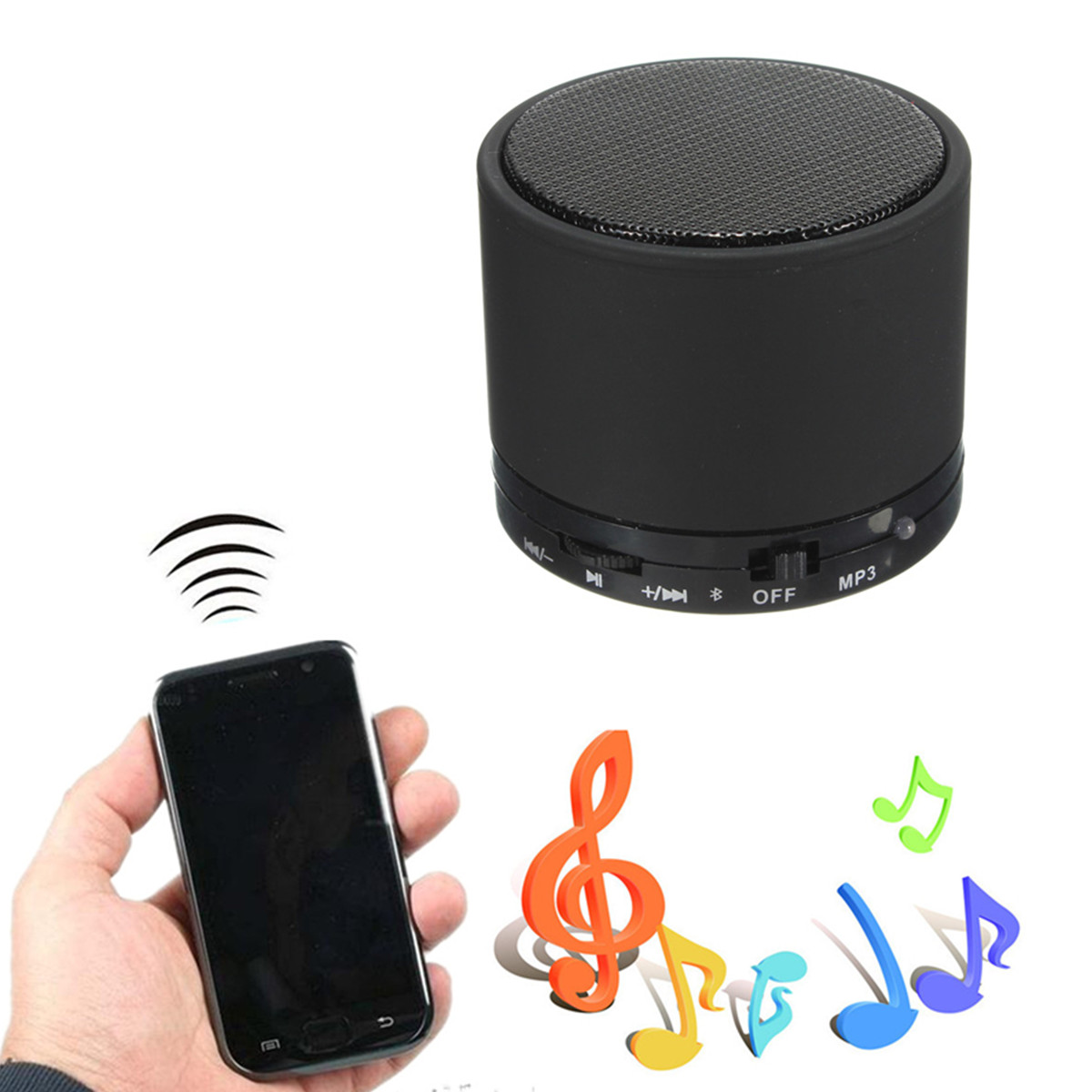 Bluetooth Wireless Speaker Mini SUPER BASS Portable For IPhone Samsung Tablet