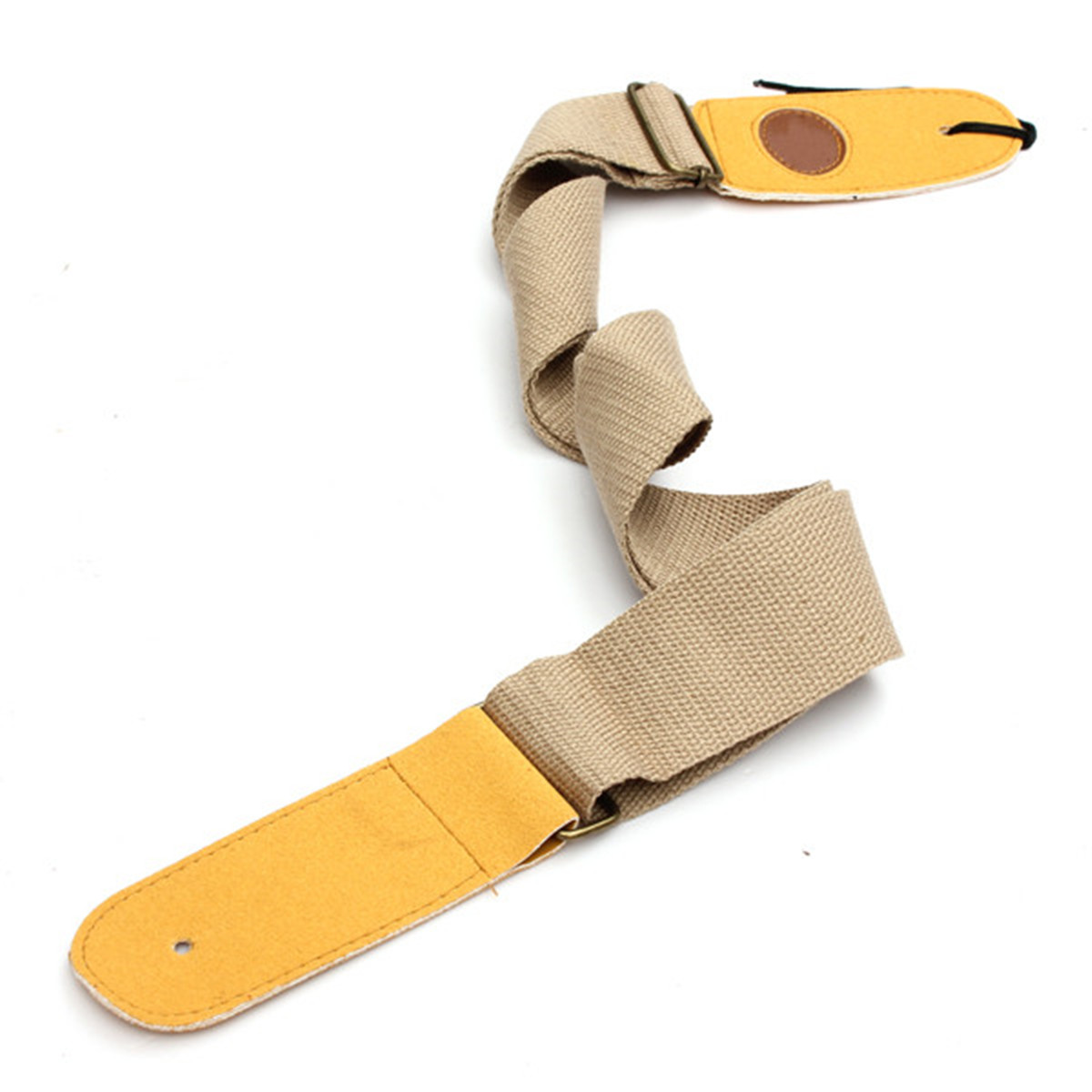 adjustable with leather ends belt for acoustic