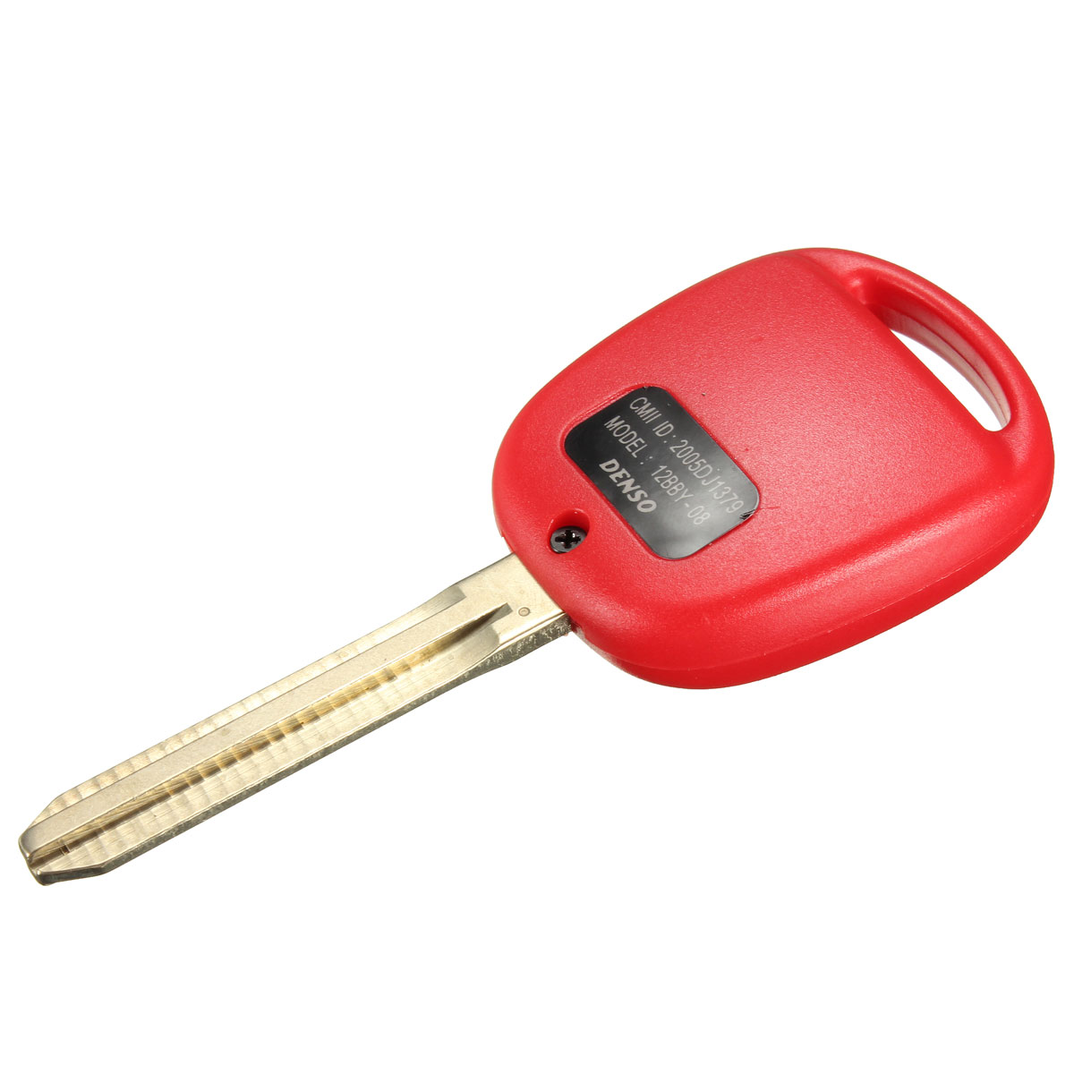 2 button remote key fob case for toyota camry rav4 corolla celica prado avens. Black Bedroom Furniture Sets. Home Design Ideas