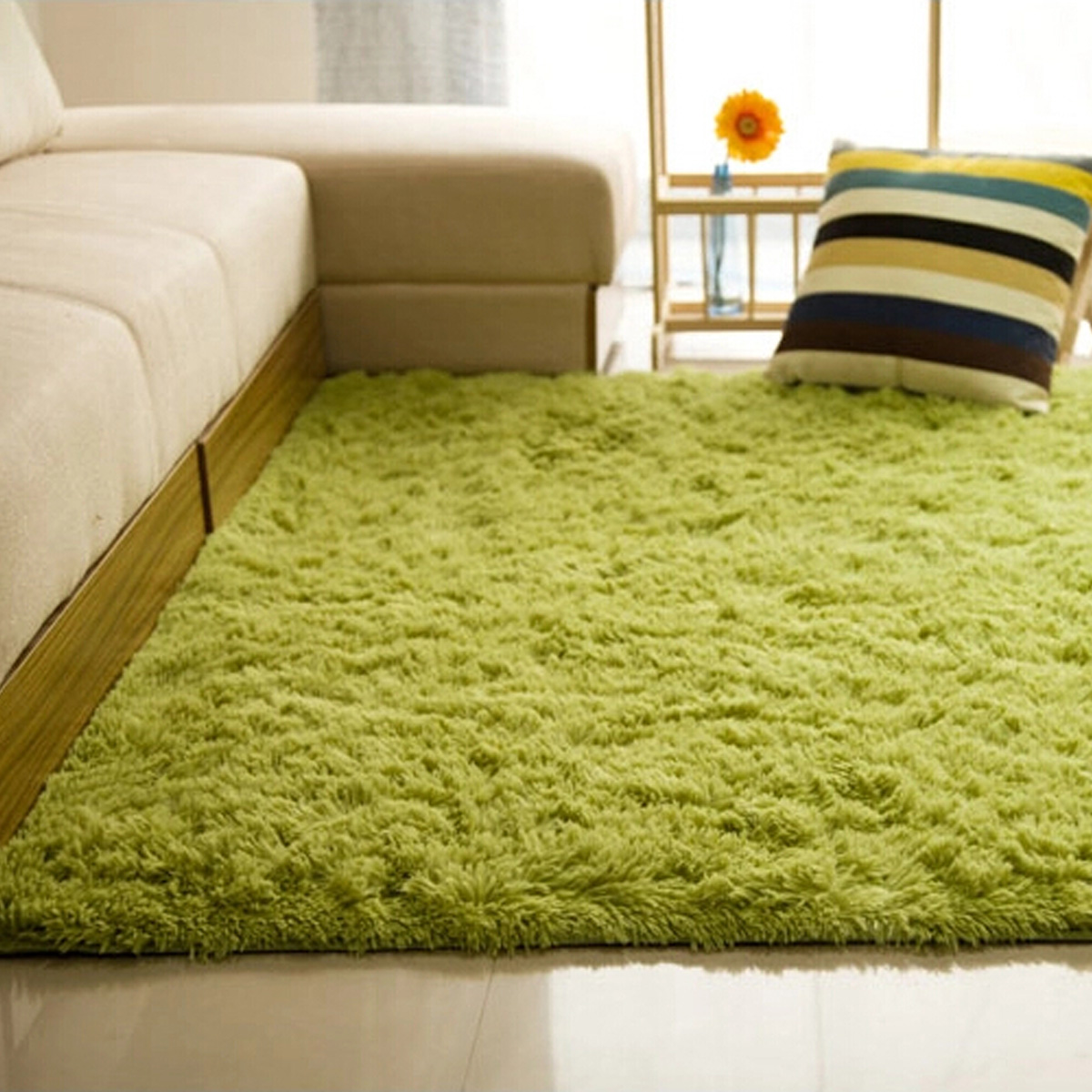 Rooms With Lime Green Carpet