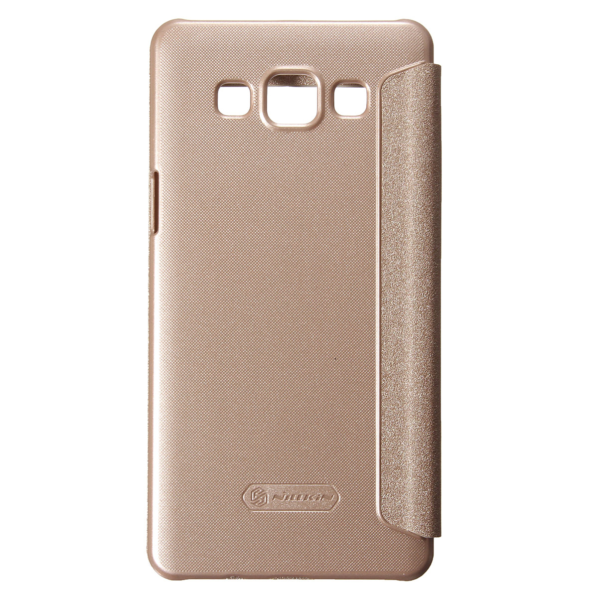 Dign Nillkin Sparkle Pu Leather Window Case Cover For Samsung