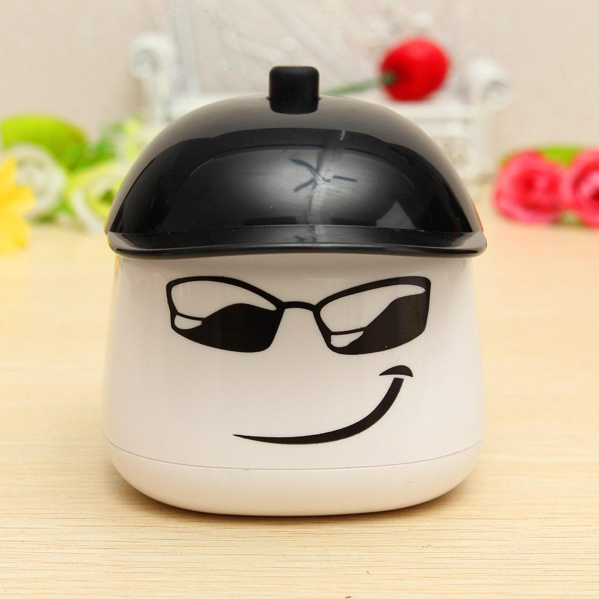 Home Office Car Auto Humidifier Filter Air Purifier (Black) (Intl #98B712
